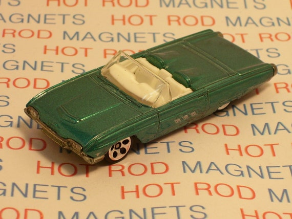 1963 Ford Thunderbird Convertible Refrigerator Tool Box  Magnet