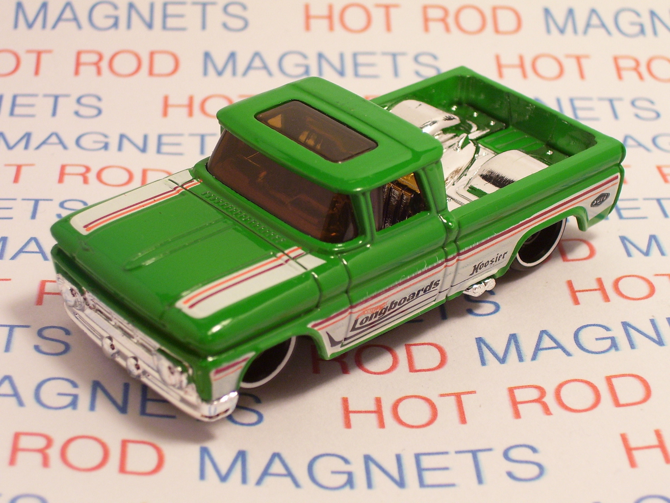 1962 Chevrolet Pickup Truck Hot Rod Man Cave Refrigerator