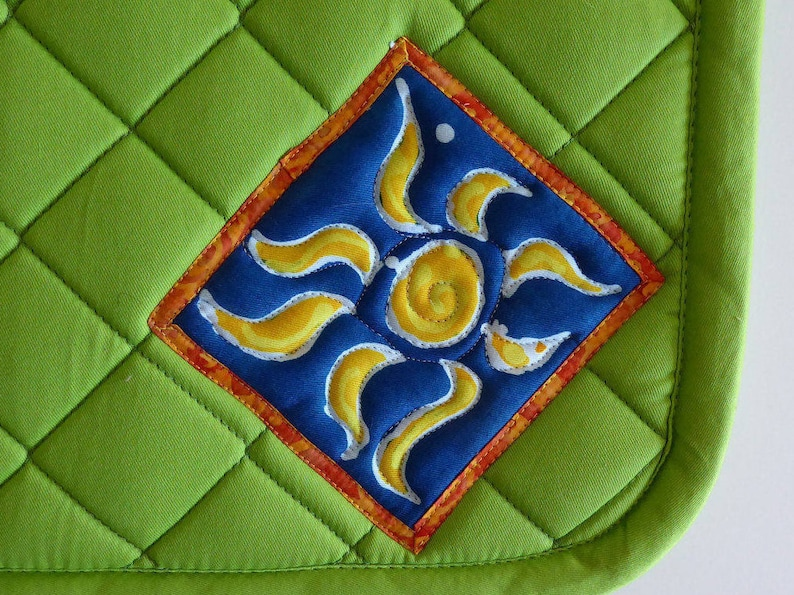 English Saddle Pad for All Purpos and Jumping saddles with image 0