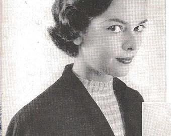 Women's Crewneck Dickey(BernGif)