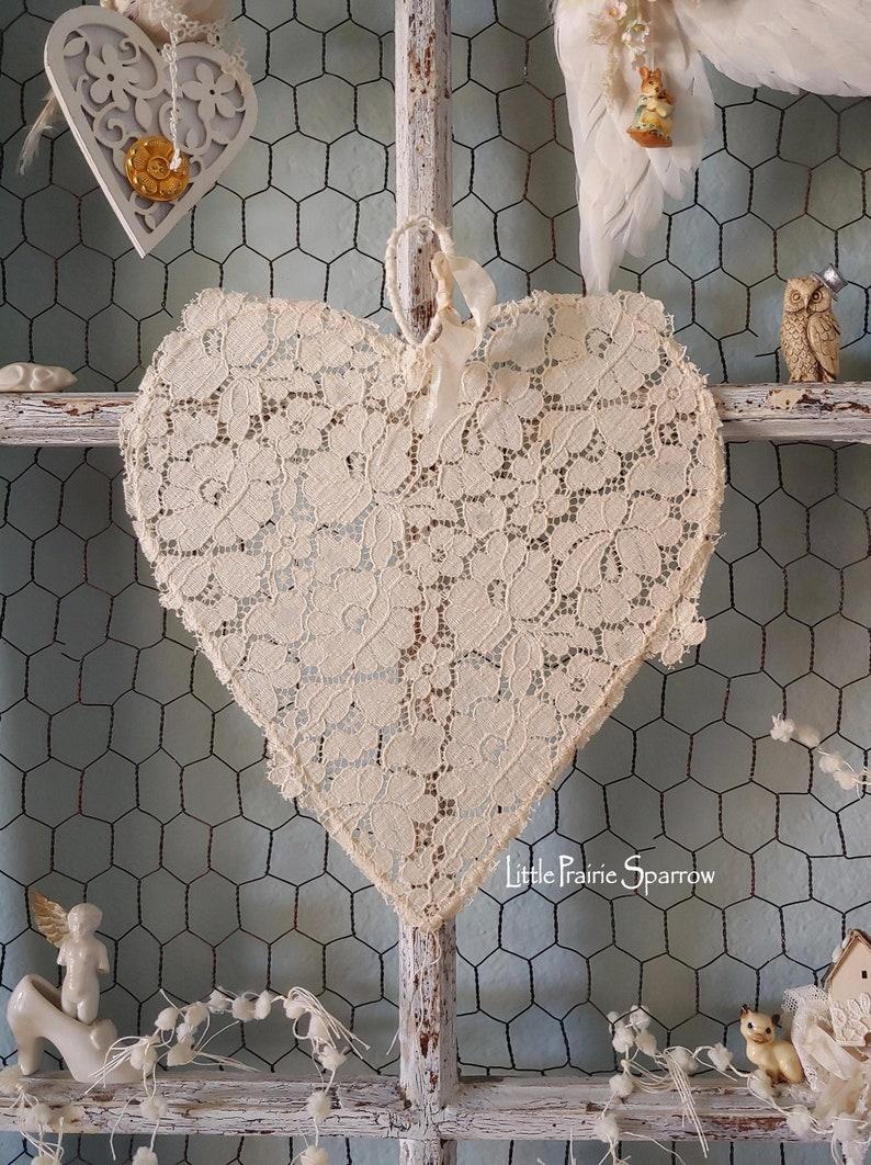 Heart Decor Wedding Prop Brides Chair Sign Nursery Decor image 0