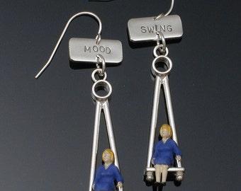Mood Swing earrings