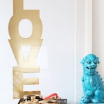 Love Candy Print (GOLD)