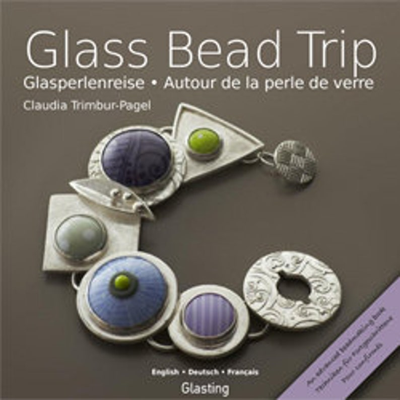 New book  Glass Bead Trip image 0