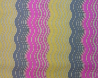 Amy Butler-Midwest Modern 2-Ripple Stripe Gray -1 Yard-More yardage available