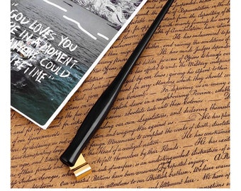 Beginners Starter Copperplate English Style Calligraphy Script Oblique Dip Pen