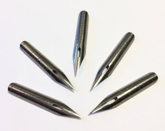 Esterbrook School Medium Flexible #453 Writing Point NIB - Dip & Feather Quill Pens