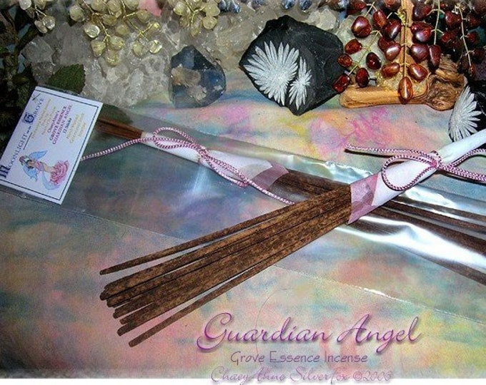 GUARDIAN ANGEL Herbal Ceremonial Stick Incense 12 pk - SALE