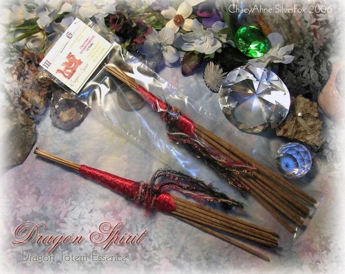 DRAGON SPIRIT Totem Ceremonial Stick Incense 12 pk