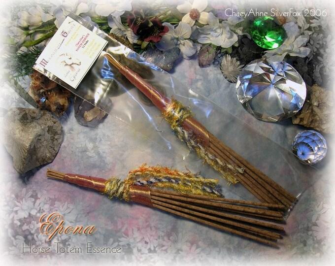 Epona HORSE Totem Ceremonial Stick Incense 12 pk - SALE