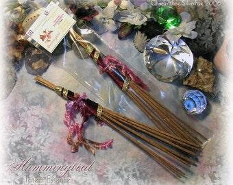 HUMMINGBIRD Totem Ceremonial Stick Incense 12 pk - SALE