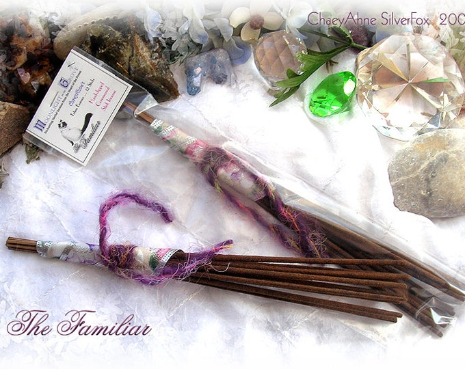 The Familiar Totem Ceremonial Stick Incense 12 pk