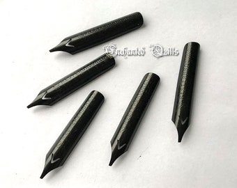 Esterbrook Blackstone #284 Writing Point NIB - Dip & Feather Quill Pens