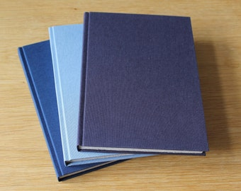 Large Hardcover Notebook Travel Journal Sketchbook with Recycled Paper