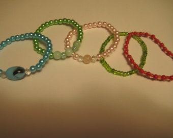 Bracelets, Kids play jewelry