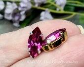Fuchsia Pink, Vintage Swa...