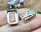 18x13mm Octagon Settings,...