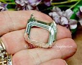 23mm Cabochon or Crystal ...