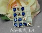 Sapphire Blue, Vintage Sw...