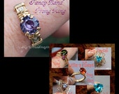 DIY Prong Rings Jewelry T...