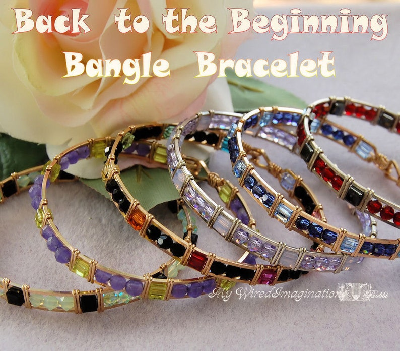 Beginner Bracelet Tutorial Learn Wire Wrapping learn to Make image 0
