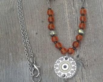 Círculos Necklace