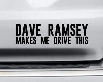 Dave ramsey stickers | Etsy