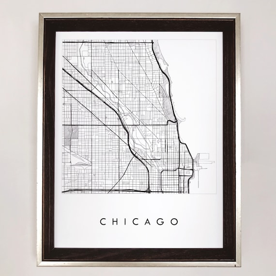 CHICAGO Map Street Map ILLINOIS City Map Drawing Black and White (Art on map illinois counties, map illinois airports, map richmond va, map illinois roads, map of northern illinois, map in europe, map illinois highways, map anthem az, map illinois zip codes, map illinois country, map lahore city, map illinois parks, map illinois suburbs, map illinois rivers, map illinois railroads, map illinois state, map baltimore md, map detroit mi, map cincinnati ohio, map wichita ks,