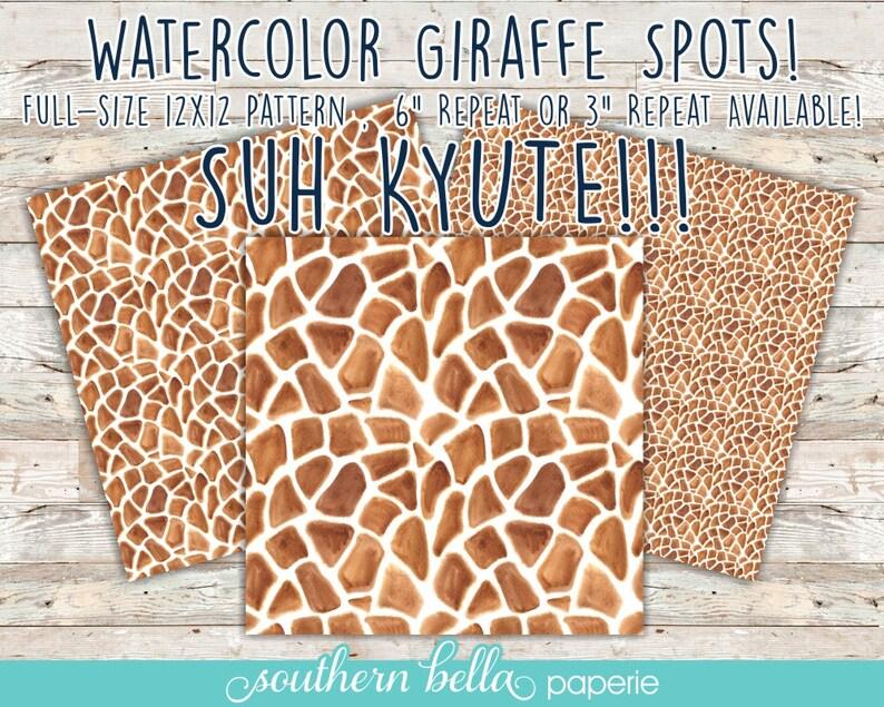 30a513f30e7 Giraffe pattern vinyl printed vinyl cricut vinyl craft vinyl