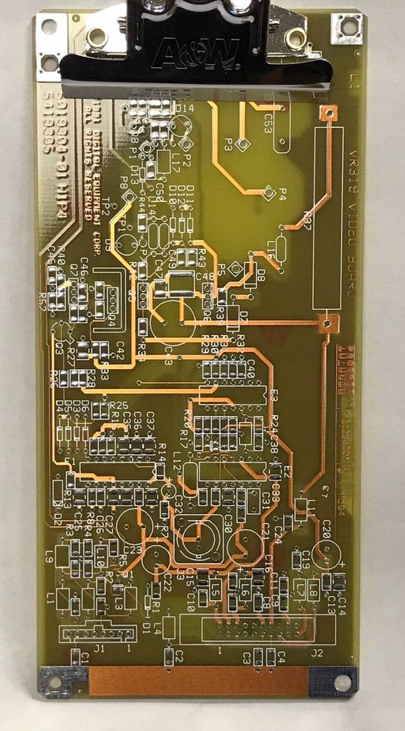 geekery clipboard recycled circuit board tekkie copper mc41 etsy rh etsy com
