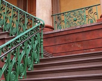 Charleston Steps – Charleston, South Carolina, photograph