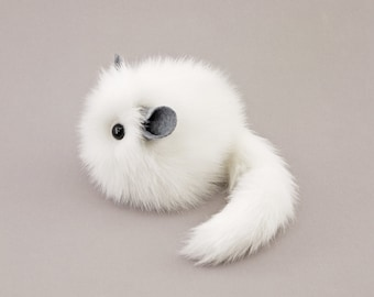 Stuffed Chinchilla Etsy