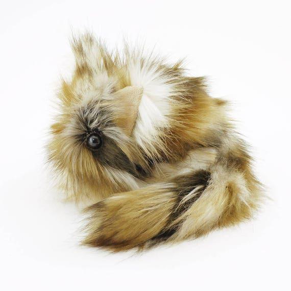 Calico Cat Stuffed Animal Plush Toy Stuffed Cat Plushie Cute Etsy
