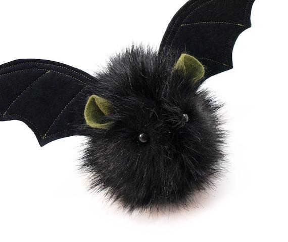 Stuffed Animal Stuffed Bat Cute Plush Toy Bat Kawaii Plushie Etsy