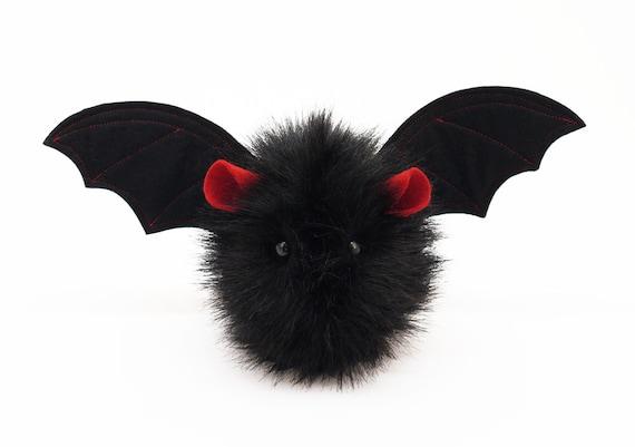 Stuffed Bat Stuffed Animal Cute Plush Toy Kawaii Plushie Vlad Etsy