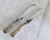 WW2 US Navy Nautical Silverware Knife