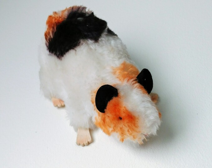 Vintage Steiff Swinny Guinea Pig Stuffed Animal