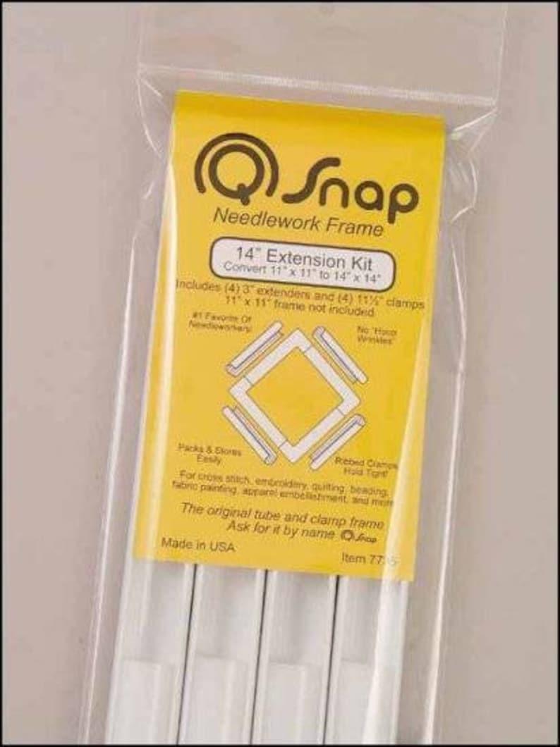14 Extension kit Q-Snaps
