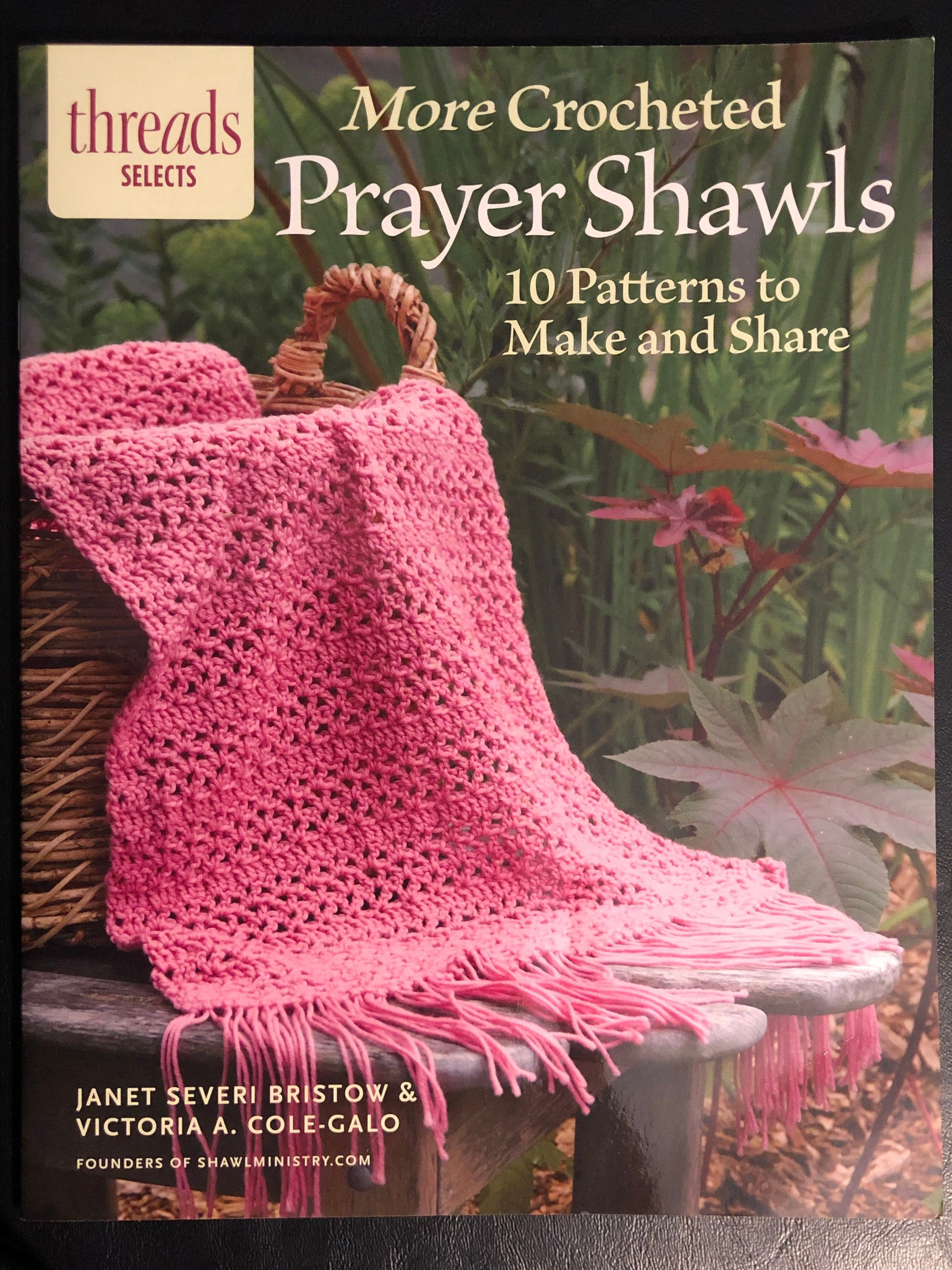 More Crocheted Prayer Shawls 10 Patterns To Make And Share Etsy