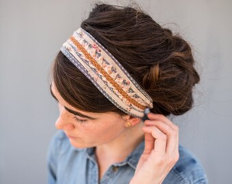 Southern Grace Headband by Garlands of Grace || headcovering scarf headband headwrap