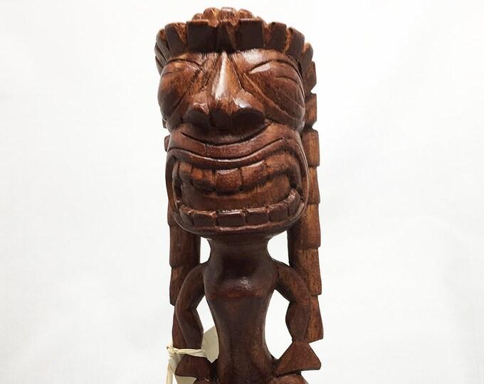 Tiki Figurine - Kanaloa