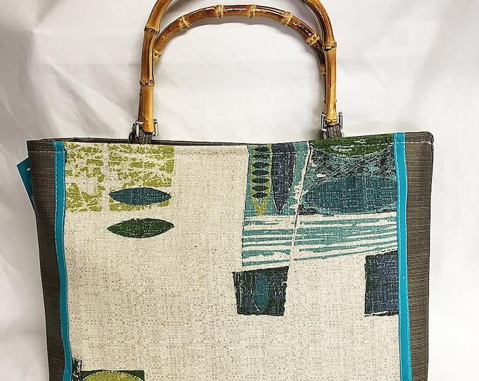 Handbag - Mod Tiki Large Size