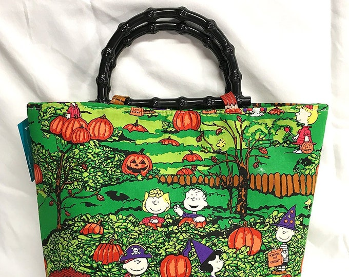 Handbag - Great Pumpkin Charlie Brown