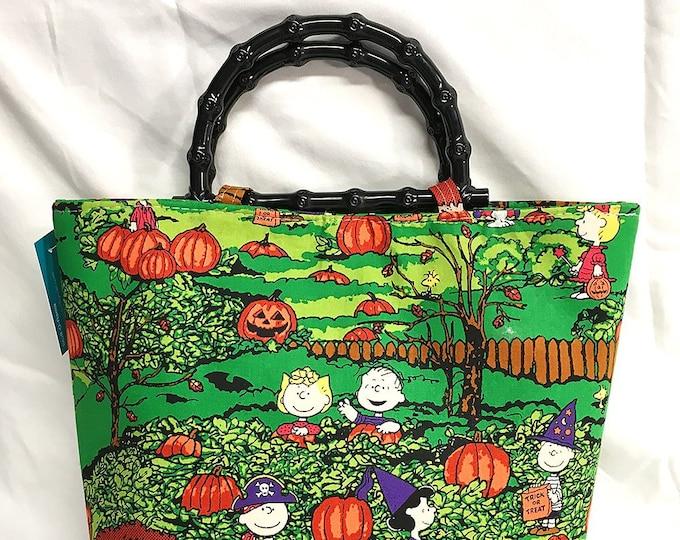 Handbag - Great Pumpkin Charlie Brown