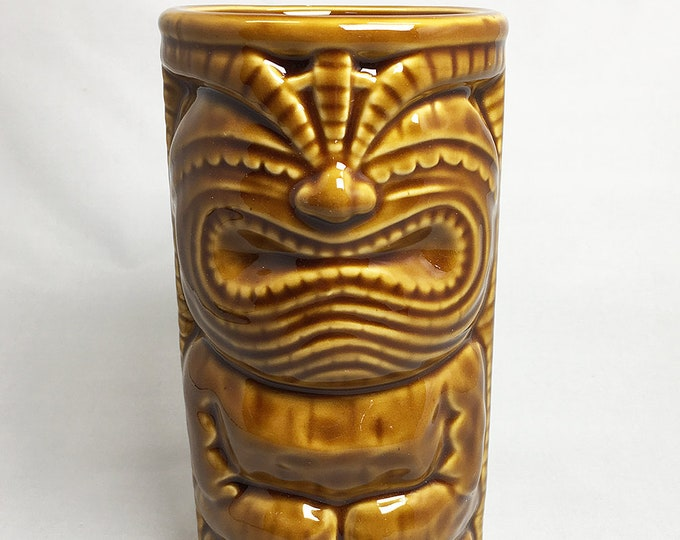 Tiki Mug - Health & Happiness Tiki