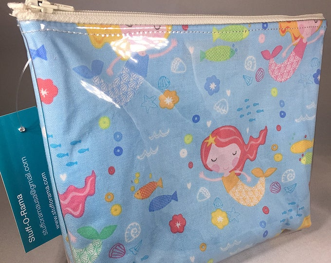Kawaii Mermaid - Make Up Bag