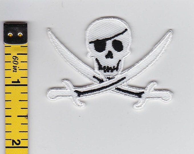Iron On Patches - Jolly Roger