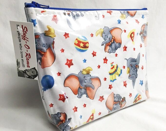 Make Up Bag - Dumbo Zipper Pouch