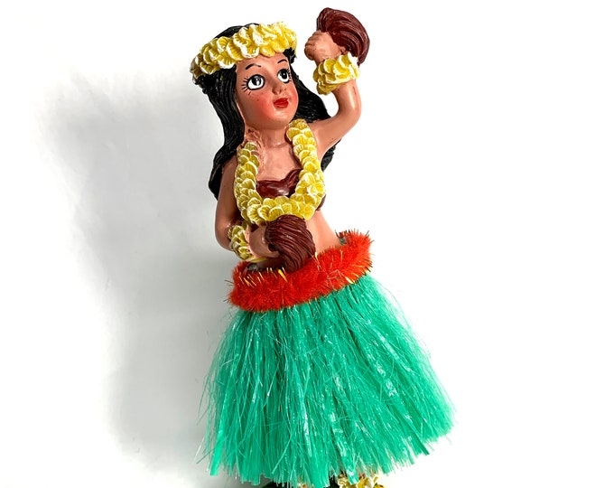 Dashboard Sweet KeAloha Hula Girl Doll