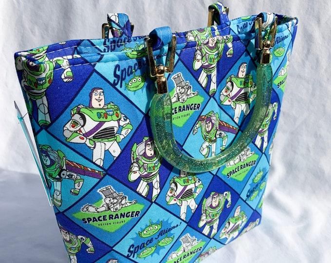 Toy Story - Buzz Lightyear: Space Ranger - Tote Bag - Purse - Handbag